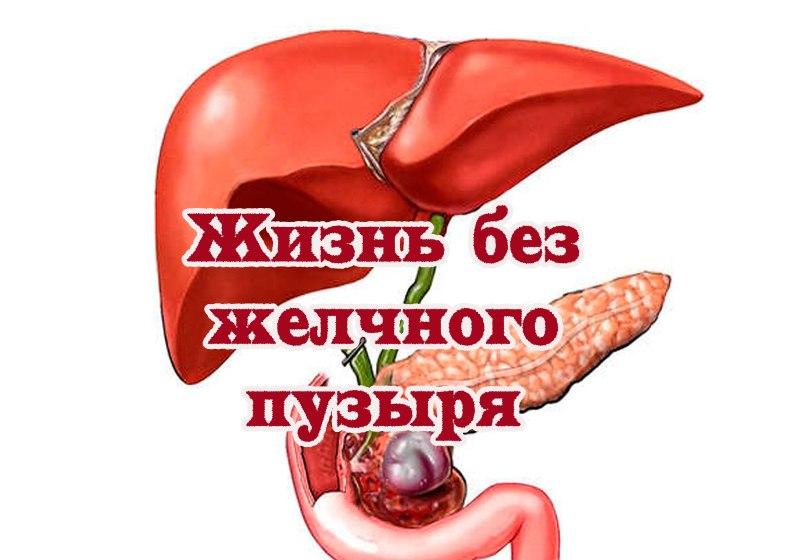 Удаление желчного пузыря, последствия и жизнь после операции