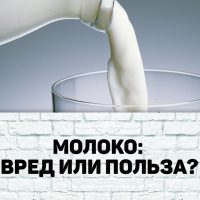 Можно ли пить молоко взрослым