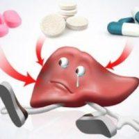 Лекарственные поражения печени